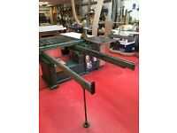 Wadkin Sliding Table Saw