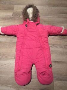 Kushies Snowsuit 9M