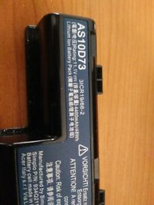 Battery for Acer laptop