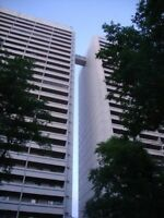 Feb 15th or March 1st Sublet 2 Bedroom Apartment-Holiday Towers