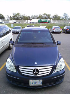 2006 Mercedes-Benz B-Class Sedan E-TESTED