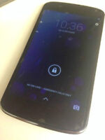 UNLOCKED Nexus 4, works with WIND, no contract *BUY SECURE*