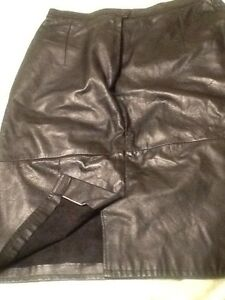 Real Leather:skirt, long coat, boots, wallet, bag Kitchener / Waterloo Kitchener Area image 6