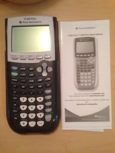 TI-84 Plus Brand new Graphing Calculator with batteries