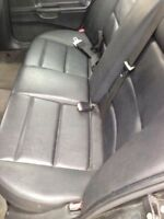 BMW E36 3 Series Sedan Only Black Rear Seats Good Condition