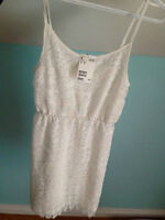 H&M dress size XS - new with tags