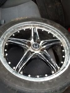 "4 Bolt 17"" rims 200 dollars if sold today"