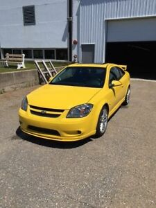 2009 Chevrolet Cobalt SS Turbo Coupe (2 door)