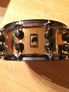 Mapex Black Panther Brass snare 5.5x14.