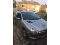 PEUGEOT 206 1.4L AUTOMATIC MOT JUNE 2018 EXCELLENT LITTLE RUNNER