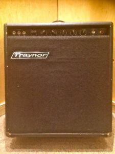 1971 Traynor YGM-3 Guitar Mate Reverb 1x12 Tube Combo - $595