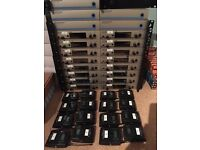 Sennheiser 16 Way Radio Mic System w/ Accessories