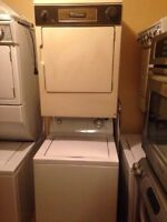 "24"" Space saver Stackable washer & dryer"