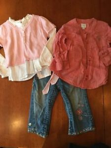 Lot de vêtements 24 mois / Lot of clothing 24 months
