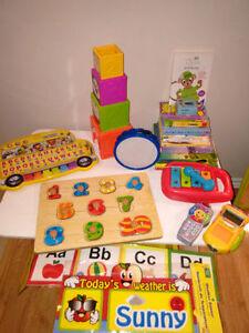 Toy Sale $15 Each VTech Fisher Price Little People ikea London Ontario image 3