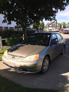 2003 Honda Civic LX Berline
