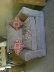 2 x seater armchair