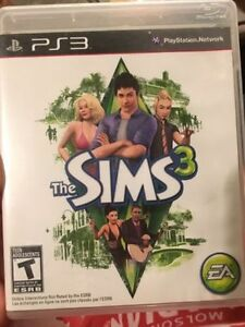 Sims 3 for PS3 London Ontario image 1