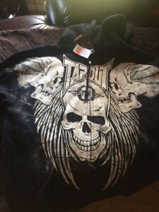 TAPOUT SKELETON HOODIE.AWESOME QUALITY.
