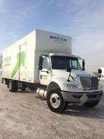 2014 International 4400 4x2, Used Dry Van