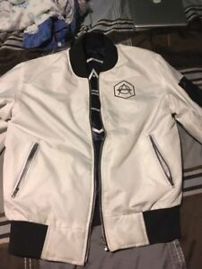 don diablo hexagon reversible bomber jacket