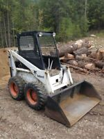 Need a bobcat merchanic or some who knows them