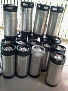 5 Gallon Corny Kegs for Beer / Wine / Cider