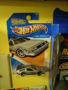 Back to the Future - hot wheels Peterborough Peterborough Area image 1