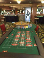 Fundraiser FUN CASINO parties! Big profits for your group!