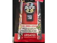 nintendo ds action replay set