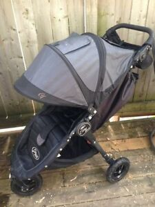 City mini GT  stroller by Baby Jogger