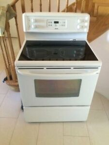 Kenmore Self Clean glass top Stove for sale