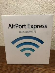 APPLE AIRPORT EXPRESS A1264 - 802.11N WI-FI - OPEN BOX $69