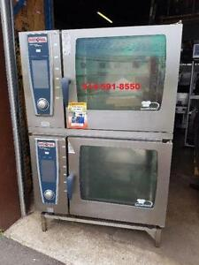 RATIONAL  Self cooking center FOUR COMBI CONVECTION OVEN