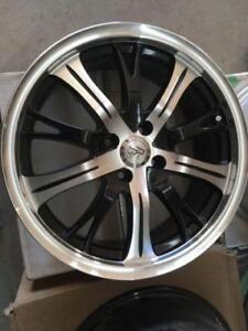 4 mags comme neuf Bad Boy 17 pouce 4 x100 Taxes incluses! Code M10