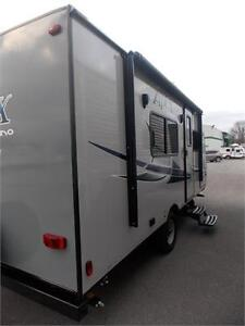 2017 FOREST RIVER COACHMEN APEX 187RB TRAVEL TRAILER