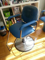 Used salon furniture for sale (in good condition)