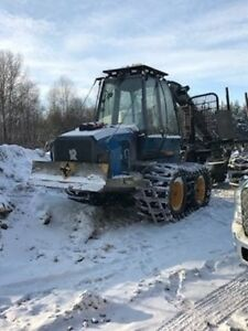 2016 Rottne F15D Forwarder