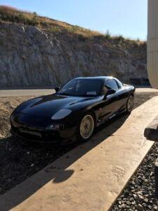 1992 Mazda RX-7 Coupe (2 door)