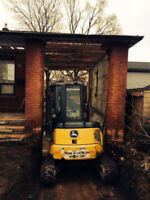 Excavating Services at Best Prices Experienced Operators