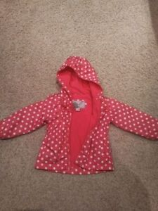 Fogs Girls Fall/Spring Jacket. 24 months