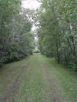 Selling Land in St. Malo Manitoba