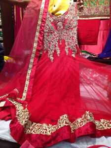 Beautiful, New Indian Long Dress (Suit): Paid $500