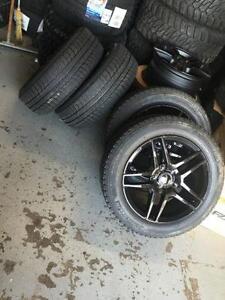 19 inch Audi / Mercedes Reps + 235 / 55 R19 Michelin Lat Xice