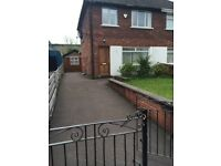 Great 3 bed semi-d in ormeau area with converted garage for office/gym