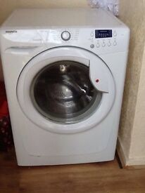 Hoover washing machine very clean fully working washes lovely can deliver with warranty
