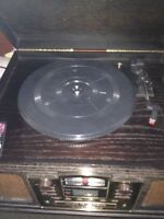 Recordable Record Player