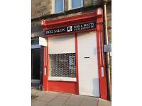 Beautiful Hair and Beauty Salon Business For Sale – London Road, Edinburgh