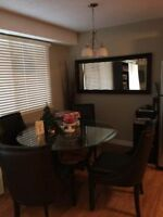 1bdrm available in a 2 bdrm Woodbine townhouse March 1st