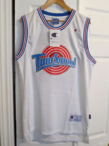 Space Jam - Tune Squad Jerseys  - New - Bugs and Lola